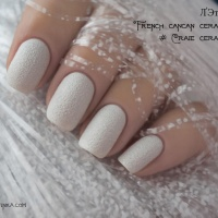 Л'Этуаль French cancan ceramique # Craie ceramique + stamping Lesly